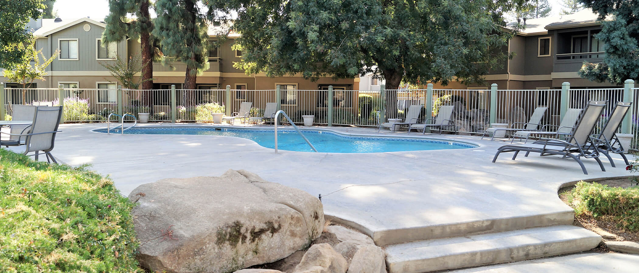Palm Lakes Apartments In Fresno Ca